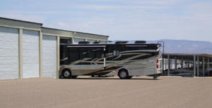 Boat or RV Enclosed Units